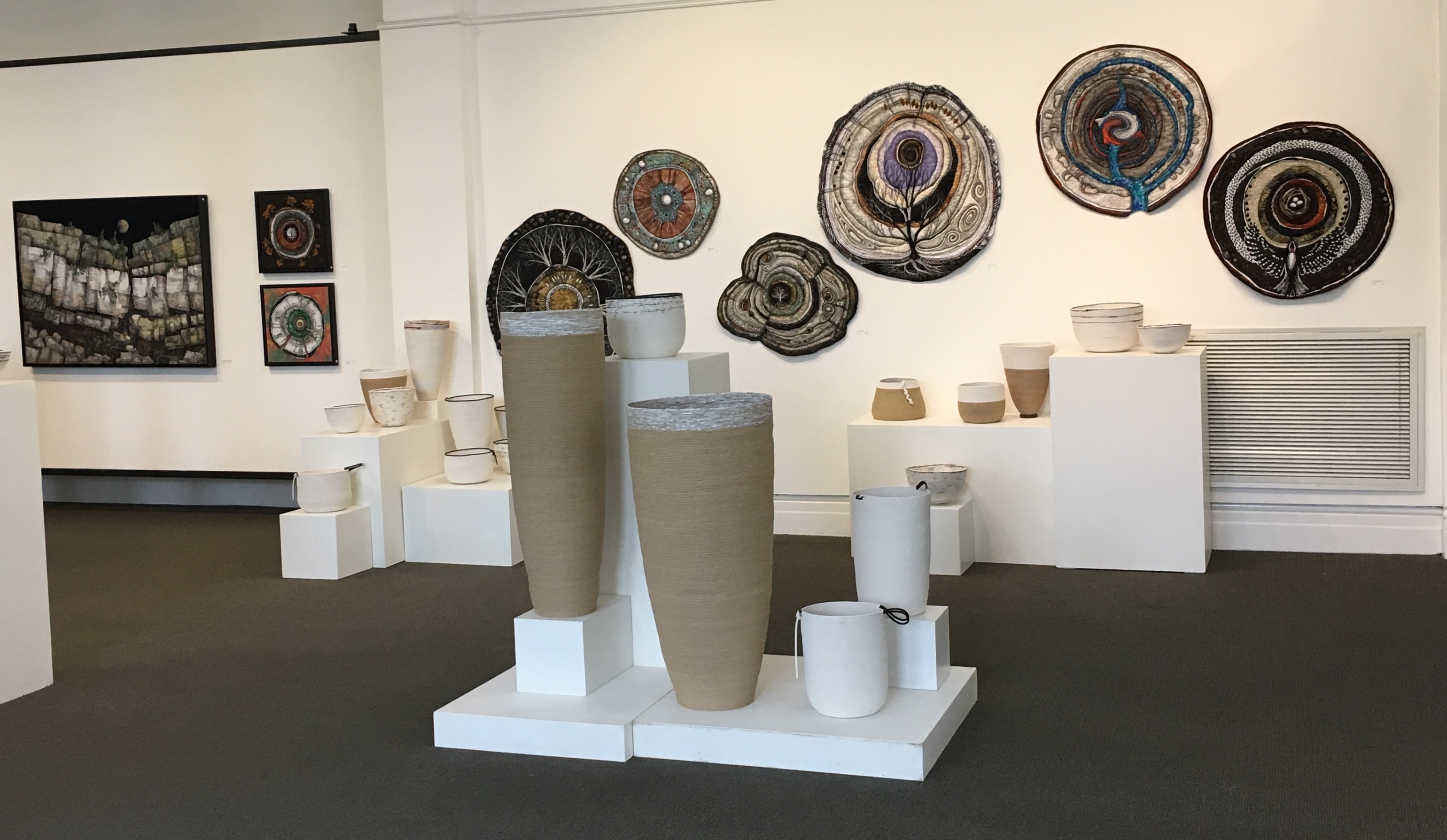 Wisdom of the Rings at Carnegie Gallery