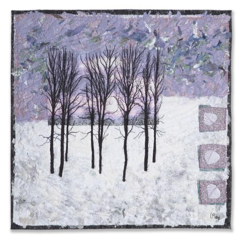 DEEP SNOW 5 2004 19X19