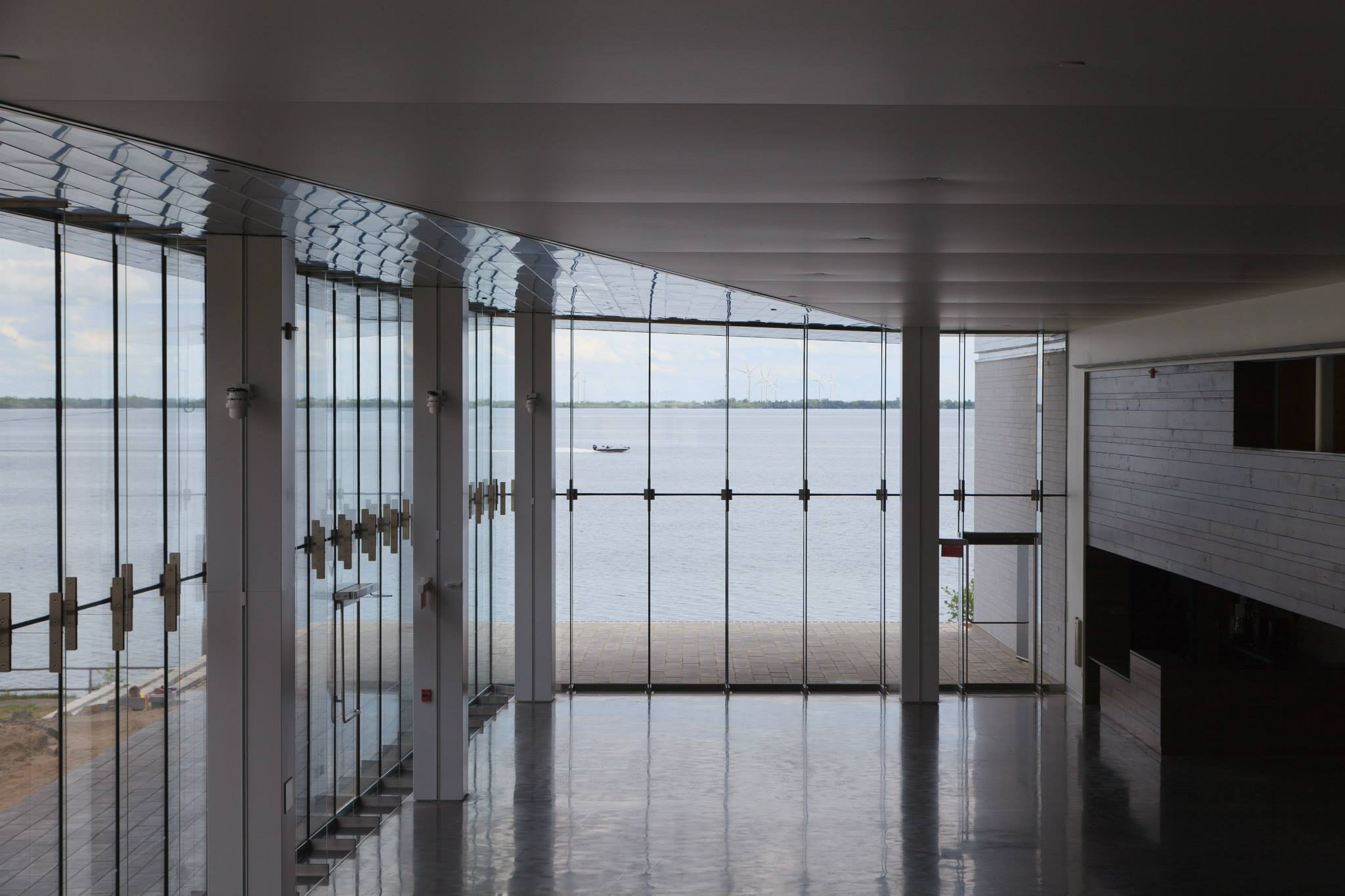 Isabel Bader Centre for the Performing Arts' lobby